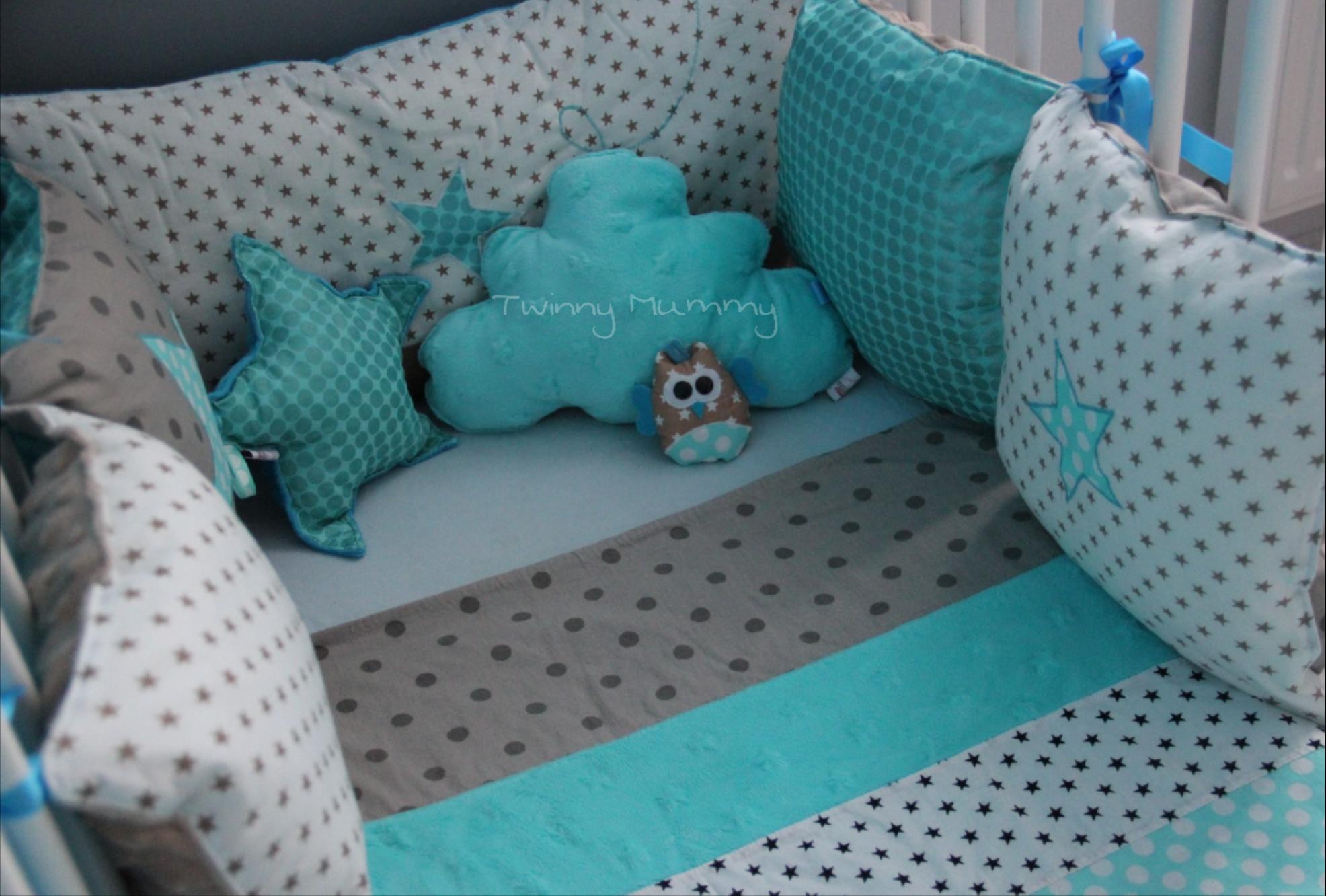 Extrem LA chambre de bébé doudoune #Enimages | Twinny Mummy & Cie - Blog  XA54