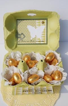 boite oeuf egg craft easter pâques