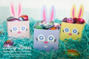 bunnyboxes pâques easter
