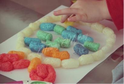 activité créative enfant pâques playmais oeuf