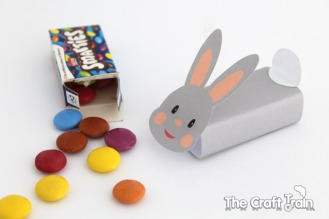 boxes bunny easter pâques boite lapin smarties