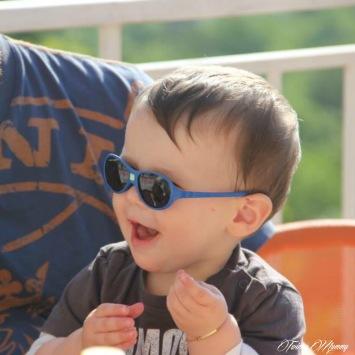 lunettes de soleil Ki Et La