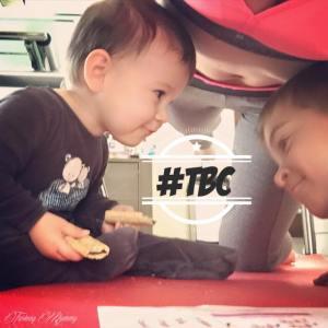top body challenge tbc bébé maman