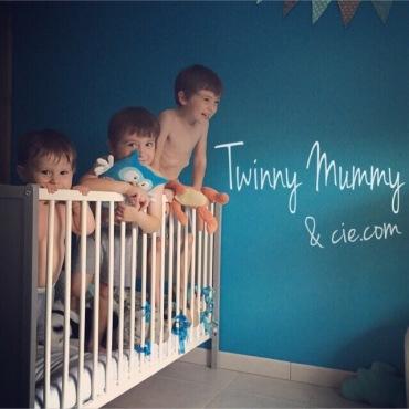 twinny mummy twinsou bébé love