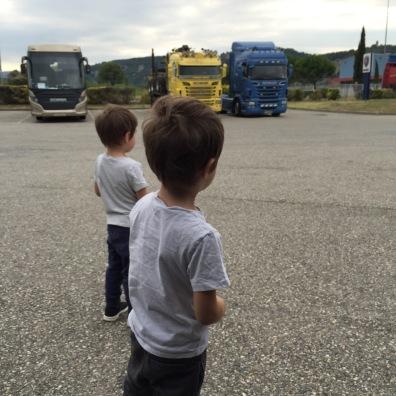 twinsou camion scania twinny mummy