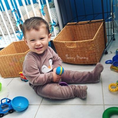 bébé love twinny mummy