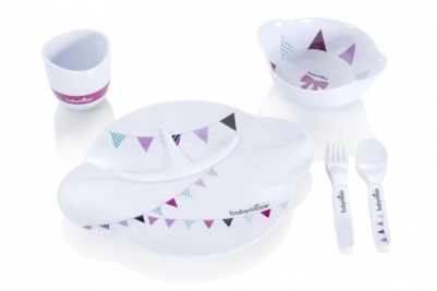 party girl lunch set babymoov