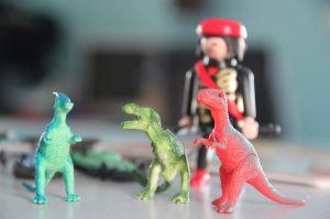 dinosaures calendrier de l'avent