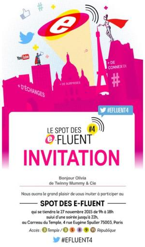 invitation efluent4