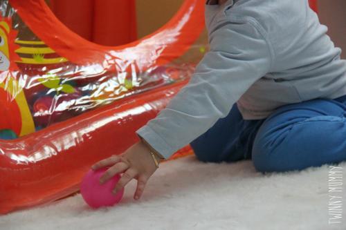 aire de jeu gonflable savane ludi