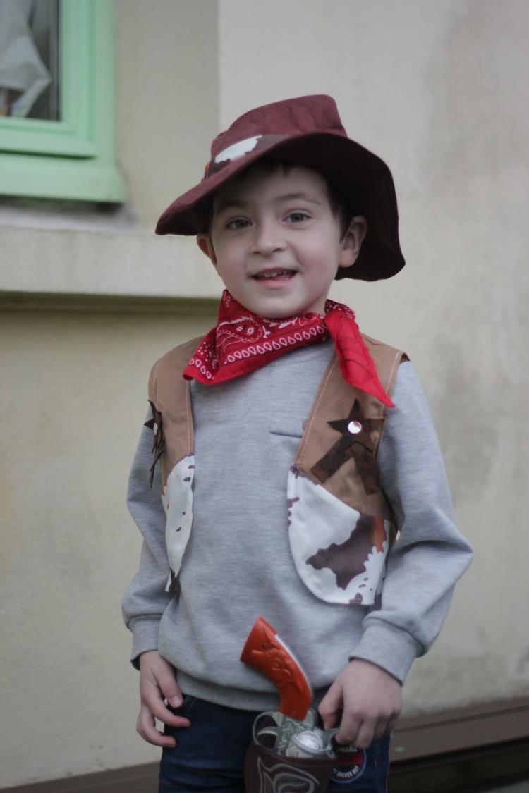 déguisement cowboy