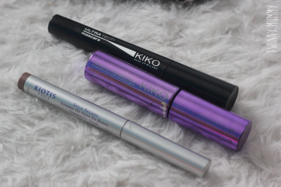 mascara top coat kiko
