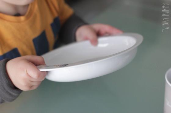 ensemble vaisselle en route pour la savane thermobaby