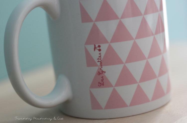 mug personnalisé fête des mères les griottes