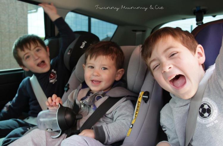 siège auto smartfix kiddy