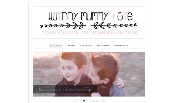 Twinny Mummy & Cie