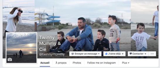 Twinny Mummy & Cie facebook