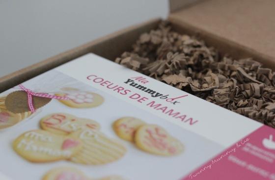 ma yummy box spécial fête des mères