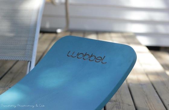 wobbel board