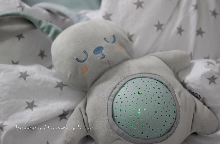 projecteur musical d'étoiles mimi bunny pabobo