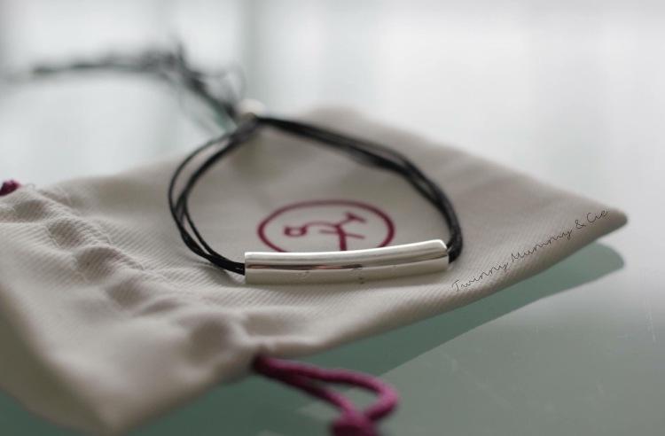 bracelet personnalisé petits trésors
