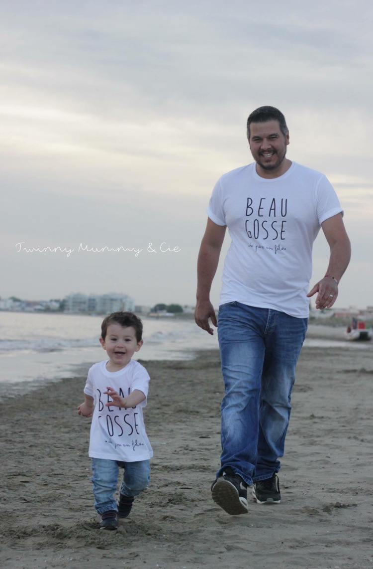 t-shirt marcel & lily
