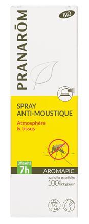 spray anti moustique pranarom