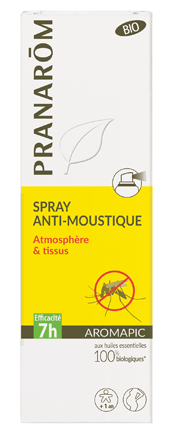 spray anti moustique pranarom