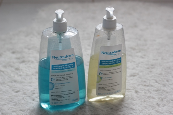 gel douche shampooing dermo protecteur neutraderm