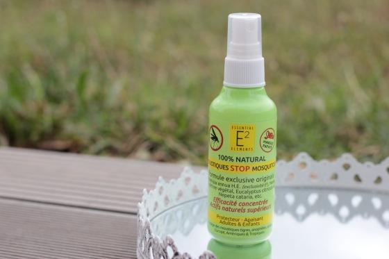 e2 essential elements stop moustiques