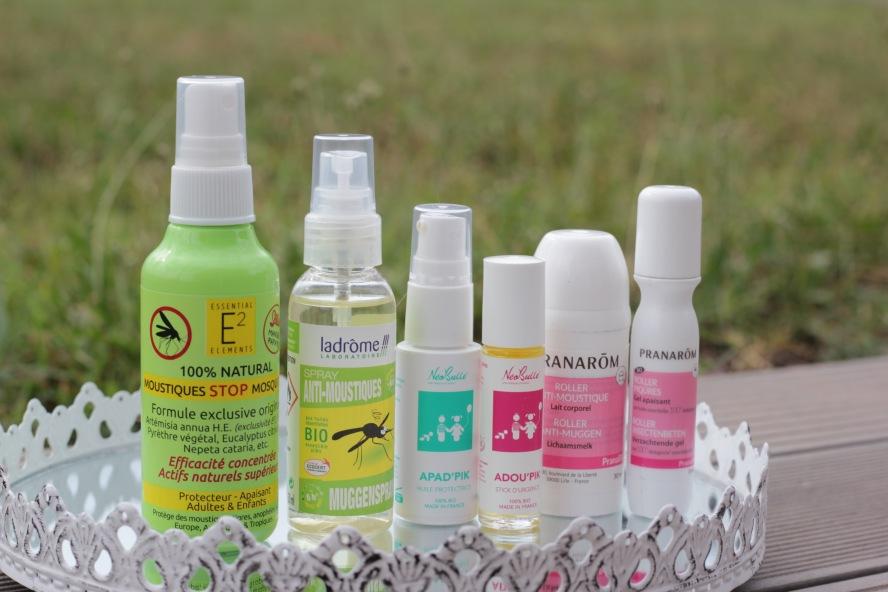 produits anti-moustiques