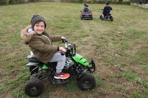 quad enfant électrique quad custom