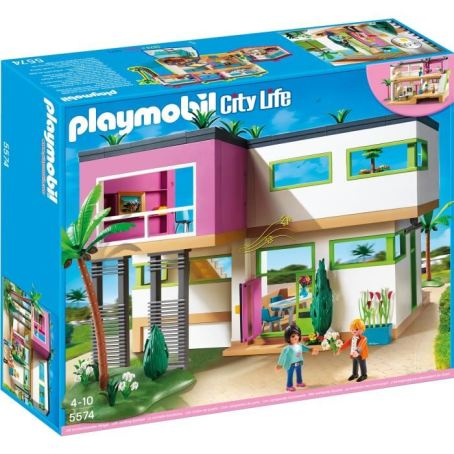 playmobil-5574-maison-moderne-idées-cadeaux-enfants-noel